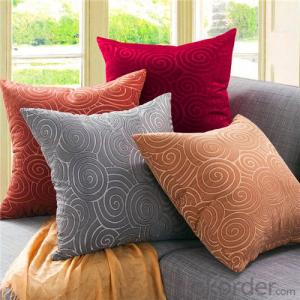 Sofa Pillow Cushion with Beautiful Painting