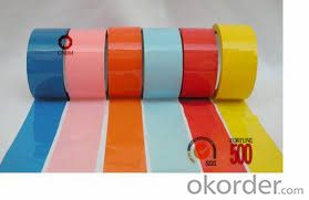 Bopp Tape Super Clear Customerized All Colors