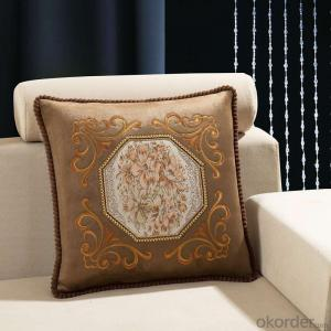 decorative home cushion for luxury furniture