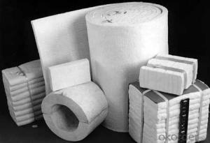 Ceramic Fabric Paper Resilient to Thermal Shock