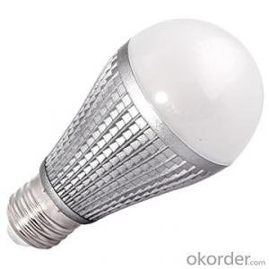 LED Bulb Light Waterproof 9W, 850Lm, CRI80, 60W UL