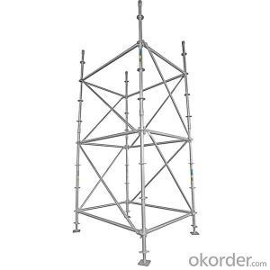 Octagonlock System Scaffolding Steel Construction Scaffold
