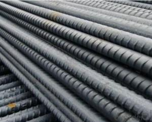 Hot Rolled Steel Rebars EN Standard in High Quality
