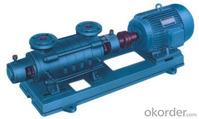 Single-suction Horizontal Boiler Feed Water Multistage Pump