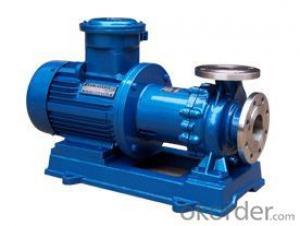 CQB Magnetic Pump with High Quality Anti-corrosive