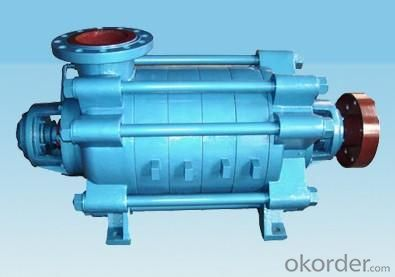 Wearable Centrifugal Mine Water Pump(Horizontal Multistage Pump)