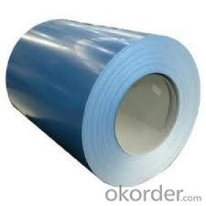 Prepainted Galvanized Rolled Steel Coil/Sheet/Plate-CGCC