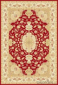 Viscose Wilton  Carpet and Rug Persian Design