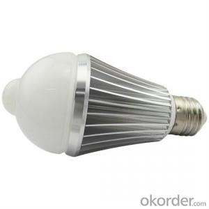 LED Bulb Light CRI80 incandescent replacement, UL