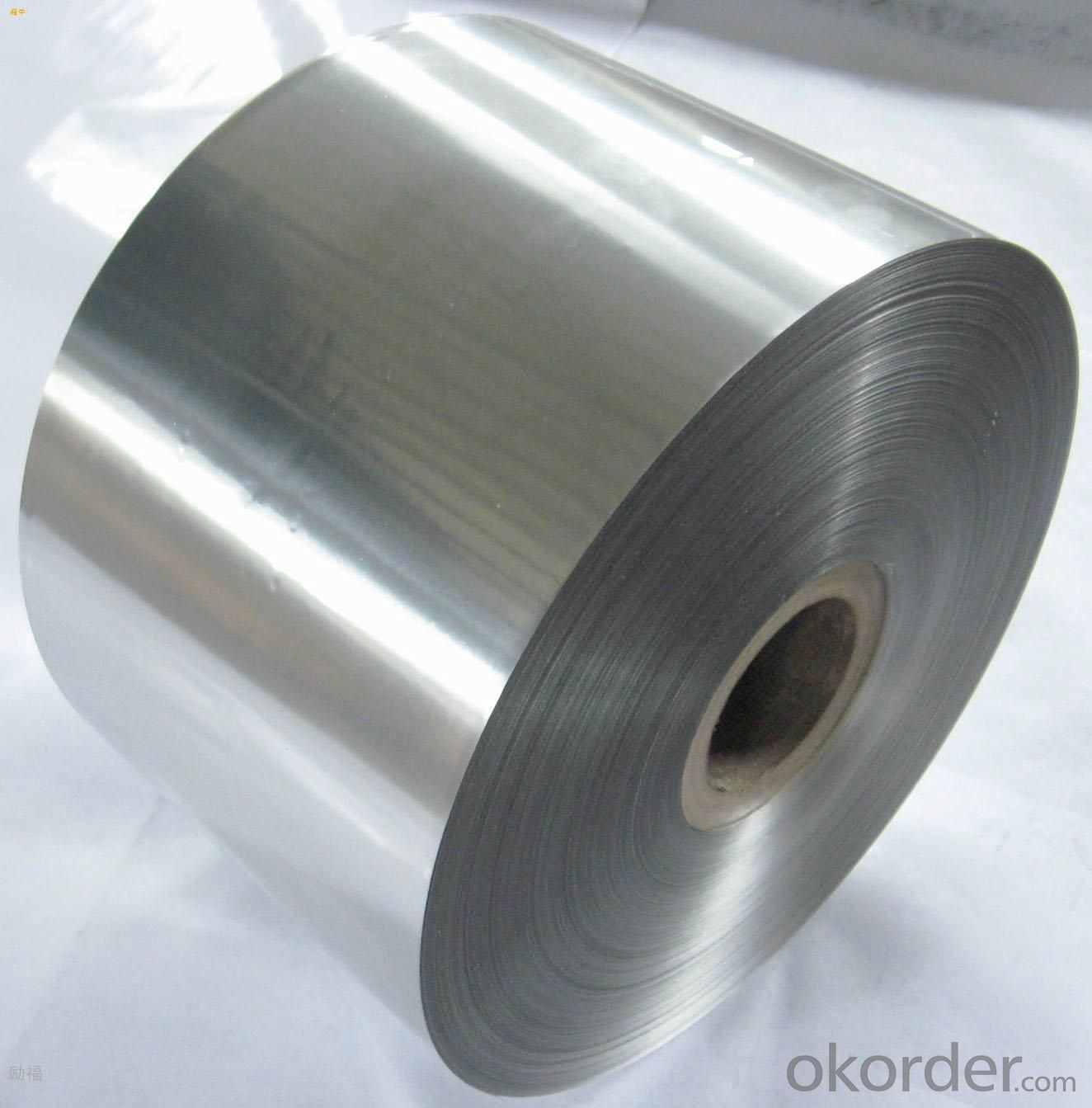 Aluminum Mill Finished strips 8XXX Used in Construction