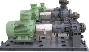 API 610 OH2 series Chemical Centrifugal Pump