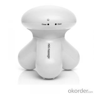 Professional Manufacturer Of New Conception Alleviate Fatigue Steam mini  Massager