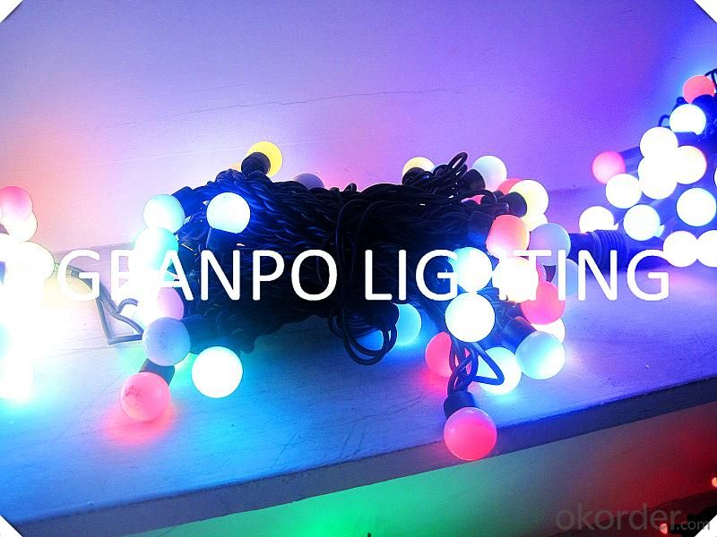 led string lighting outdoor and indoor used