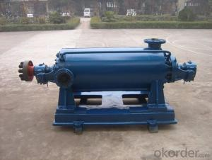 DG Type Perfect Performance High Pressure Boiler Feed Water Pump