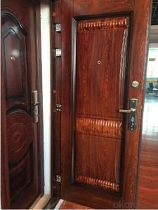 iron door /high quality low price heat transprinting