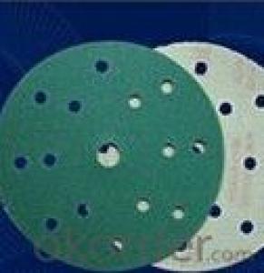 Glory Velcro Discs for Metal Polishing Abrasive Tools