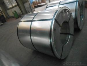 Hot-Dipped Galvanized Steel Coil in Coil
