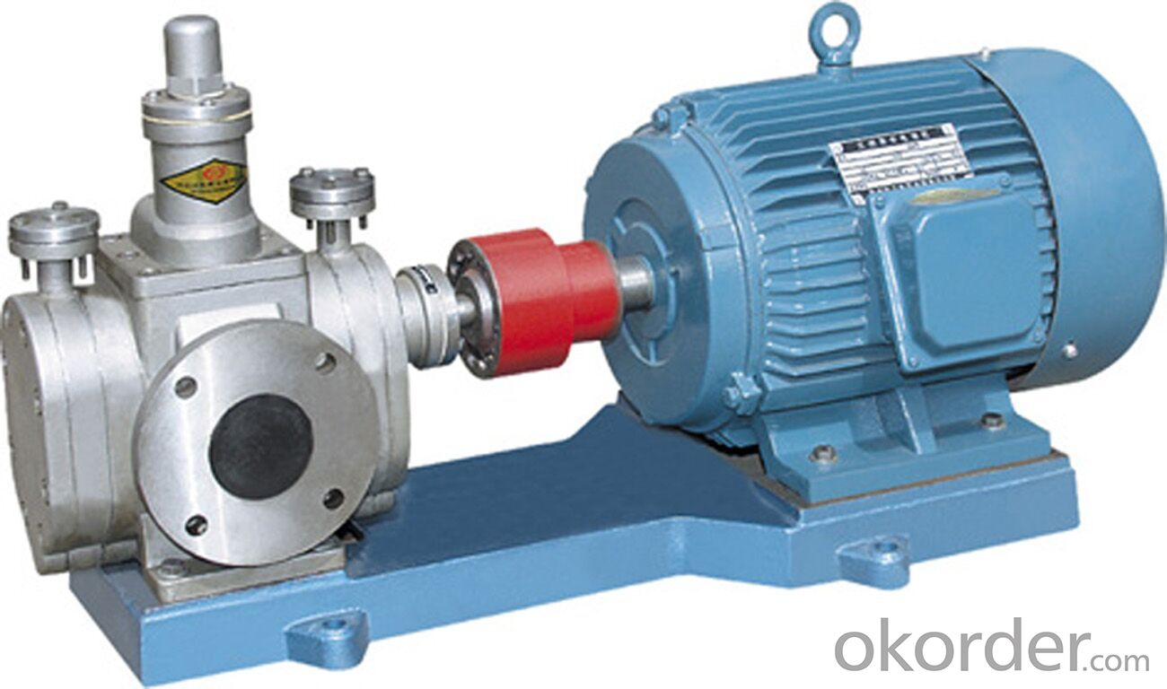 Gear Oil Pump with High Quality Electric Motor