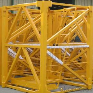 Luffing Tower Crane Qualified China Supplier