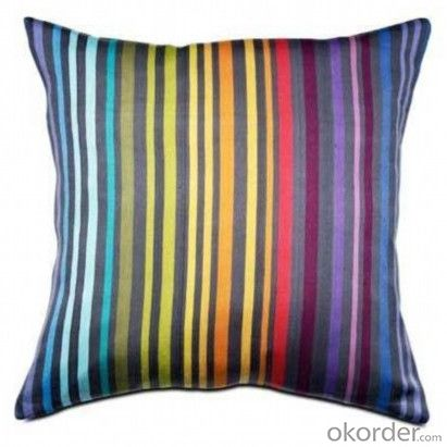Home Cushion with Customized Color and Pattern