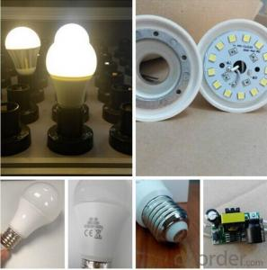 LED Bulbs 9W Big Promotion  PC+Aluminum Body