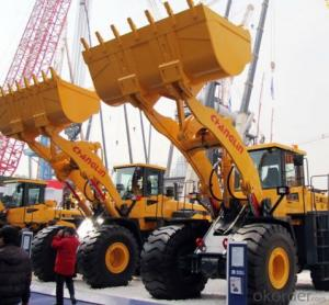 Changlin Brand 6ton Wheel Loader 967H