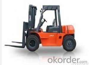 Diesel Forklift truck with capacity of 3 tons diesel type