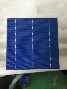 Poly Solar Cells from CNBM 156mm