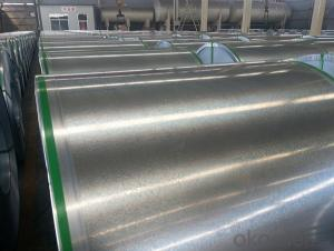 Galvalume Steel Coils for Making PPGI and Corrugated Steel