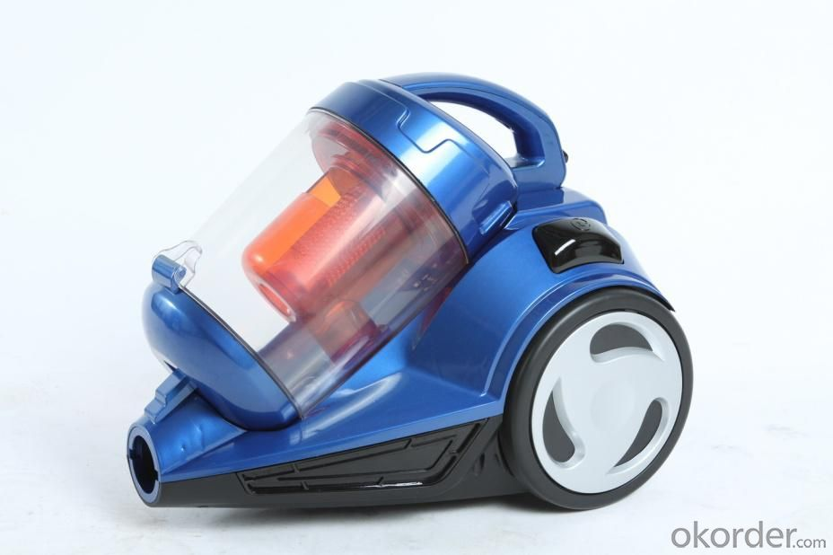 Cyclonic Bagless vacuum cleaner with ERP Class#CNCL621C
