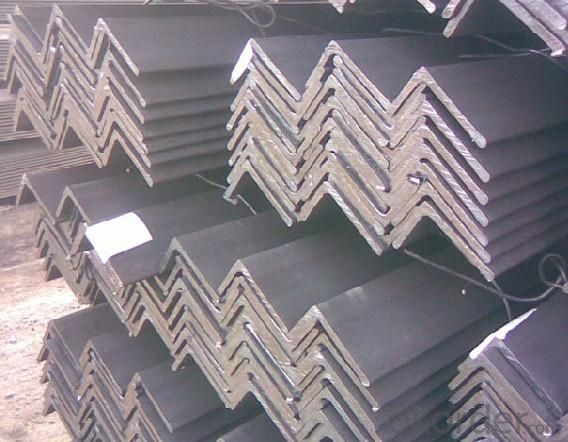 GB Q345 Steel Angle with High Quality 75*75mm
