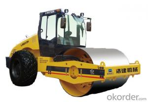 Hydraulic Single Drum Vibratory Road Rollers LSD228H