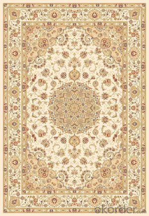 Viscose Carpet  Wilton Machine Washable Floor Rug with Good Quality