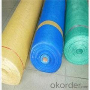 Fiberglass Mesh Based on C-glass or E-glass