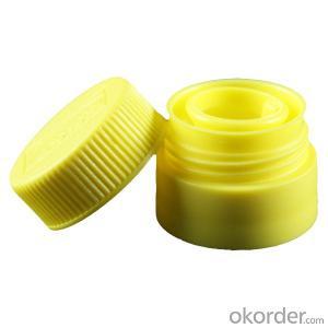 Plastic Cap for PETJuice Bottle 28mm CSD/PCO