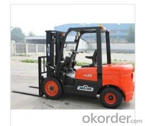 YTO forklift truck 6t forklift truck CPCD60