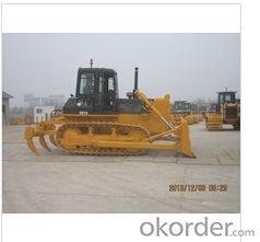 Crawler Bulldozer with hydraulic control technology