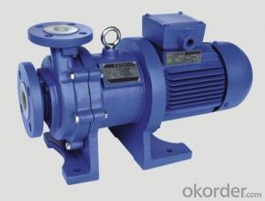 Drive Pump, Fluorine Plastic Magnetic Drive Pump