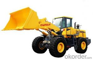 Changlin Brand 8ton Wheel Loader 980