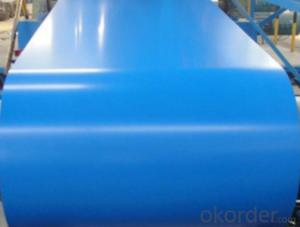 Prepainted galvanized coil/prepainted sheets/PPGI/Color Coated steel