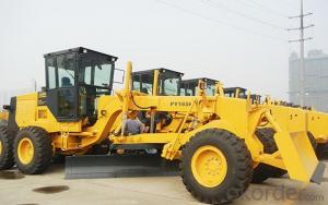 Changlin Brand 15ton Motor Grader 717H