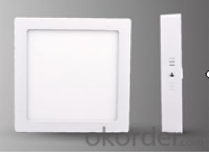 LED mini panel light Dia-casting Aluminum/ABS
