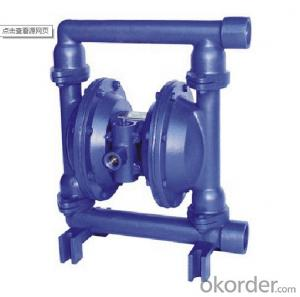 Diaphragm Pump QBY Type Diaphragm Pump High Quality