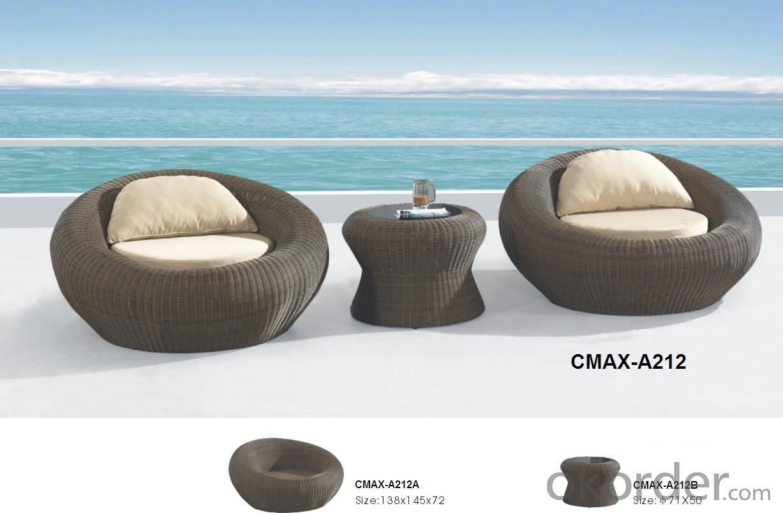 Garden Sofa Outdoor Furniture for Beach & Garden Patio CMAX-A212