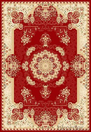 Viscose Rug Wilton Machine Popular Area Carpet