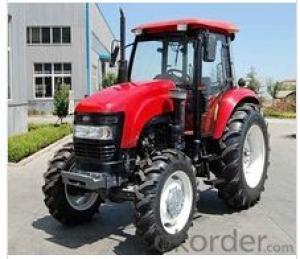farm wheel tractor with Dimension: 5750x2320x3210