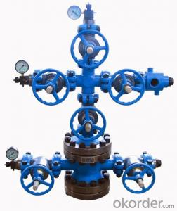 Wellhead Christmas Tree with API 6A Standard