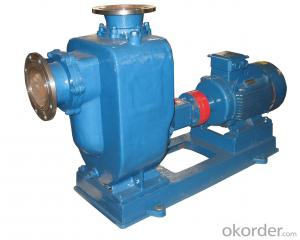 Self-Priming Sewage Pump, ZX Self-Priming Pump, Self-priming Sewage Pump