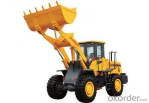 Changlin Brand 3ton Wheel Loader 937H