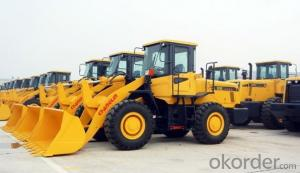 Changlin Brand 9ton Wheel Loader 996